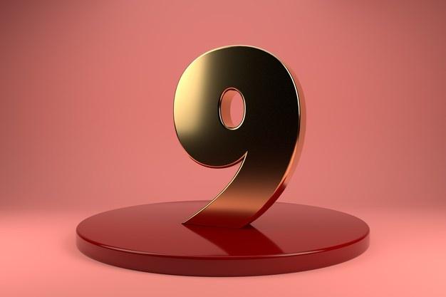Com 9 números ganha na Lotofácil?